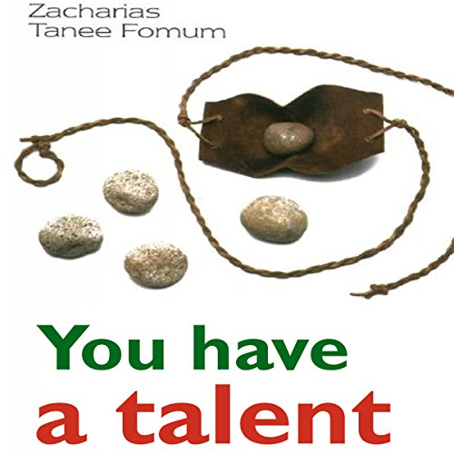You Have a Talent! audiobook cover art