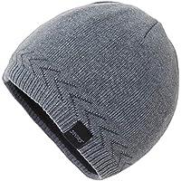 OMECHY Mens Winter Warm Knit Beanie