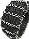 TireChain.com Load Range E, Mud, and K02305/55R20, 305/55-20 Two Link Tire Chains