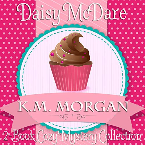 Daisy McDare 2-Book Cozy Mystery Collection cover art