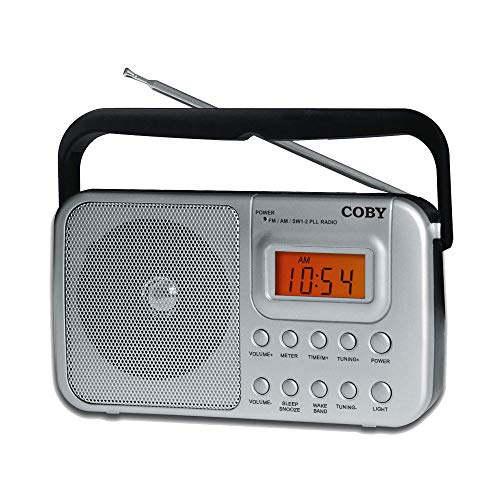 Portable Radio, Coby, CR201