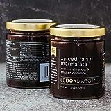 Le Bon Magot, Spiced Raisin Marmalata with Ras Al-Hanout & Smoked Cinnamon, 7 ounce