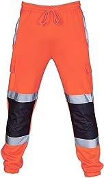 Pantalons De Sport Pantalons Hommes Casua Réfléchi