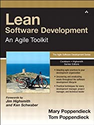 Projektmanagement Buch 2015: Lean Software Development: An Agile Toolkit for Software Development Managers