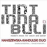 Tintinnabuli. Modern Music for Violin and Guitar.