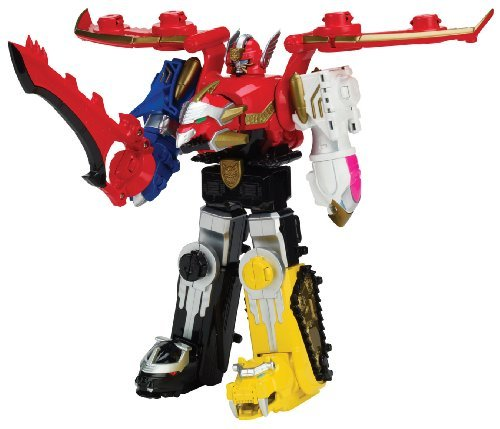 Power Rangers Deluxe Gosei Great Megazord Action Figure