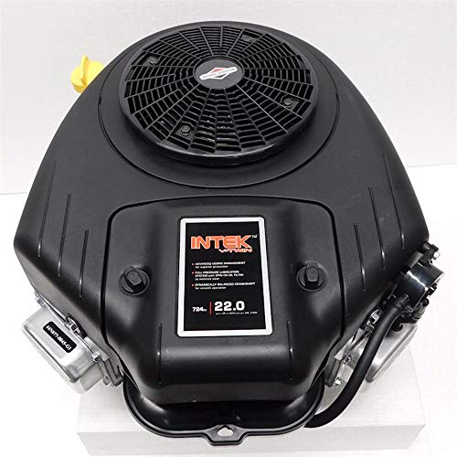Briggs & Stratton 44N677-0045 Intek 22 HP 724cc V-Twin Engine 1 x 3-5/32 9 Amp