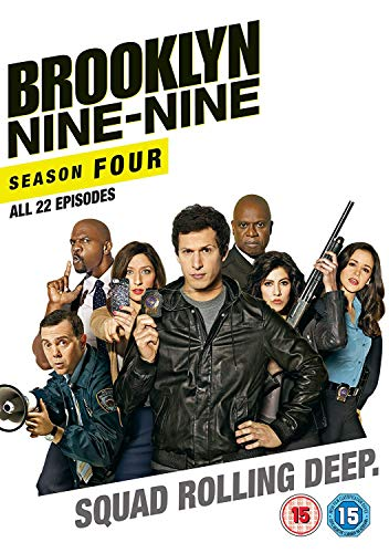 Brooklyn Nine - Nine: Season 4 Set [Edizione: Regno Unito] [Reino Unido] [DVD]
