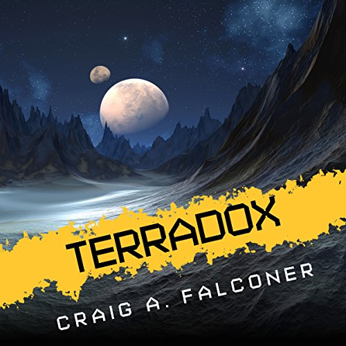 Terradox audiobook cover art