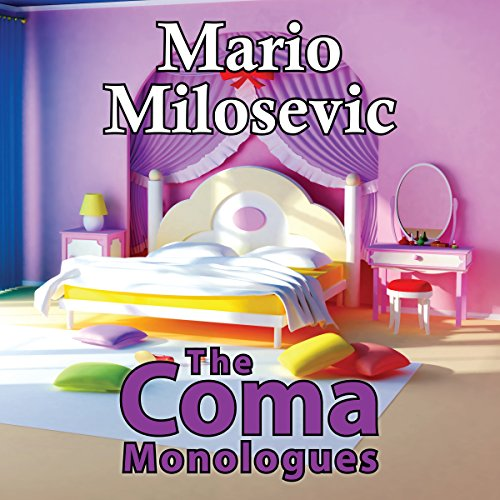 The Coma Monologues audiobook cover art