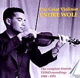Der Große Geiger Endre Wolf