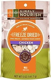 SIMPLY NOURISH Freeze Dried Dog Treat -Chicken
