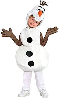 Disney Frozen Olaf Costume Snowman Disney 3 4 3T 4T by Costume USA