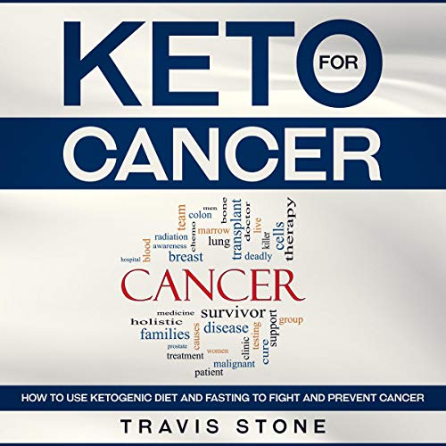 Keto for Cancer cover art