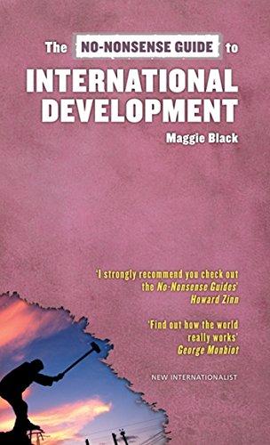 The No-Nonsense Guide to International Development (No-Nonsense Guides)