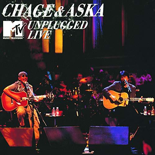 【Amazon.co.jp限定】CHAGE&ASKA MTV UNPLUGGED LIVE(初回生産限定)(紙ジャケット仕様)(CD)(メガジャケ付) - CHAGE and ASKA