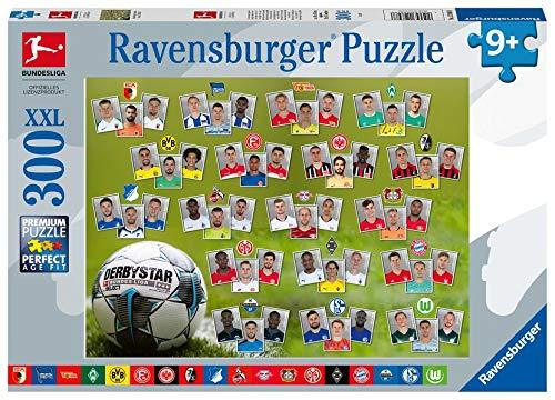 Ravensburger Kinderpuzzle 12848 - Bundesliga Saison 2019/2020 - 300 Teile