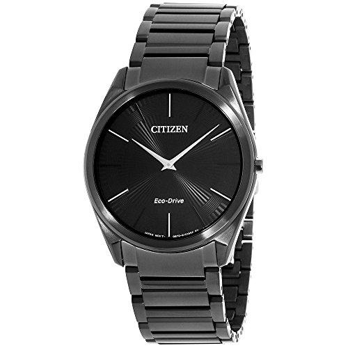 Citizen Watches AR3075-51E Eco-Drive Black...