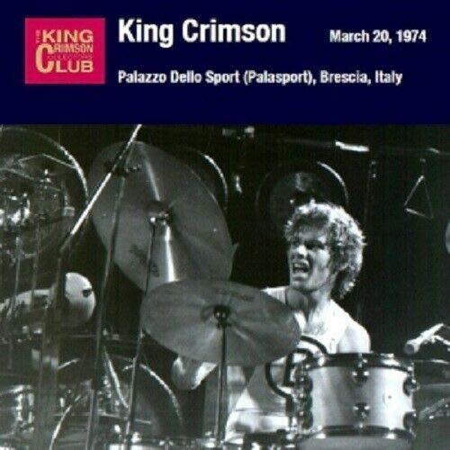 [画像:コレクターズ・クラブ 1974-03-20 Palazzo dello Sport, Brescia, Italy]