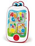 Clementoni- Baby Smartphone Giocattolo, Multicolore, 14854