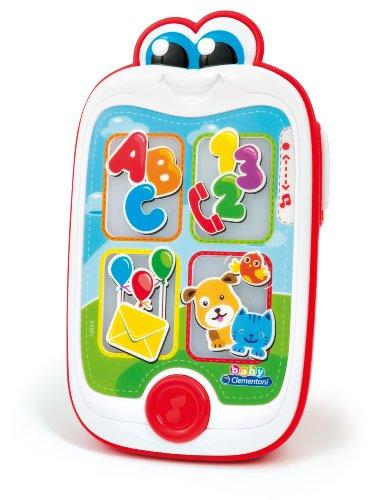 Clementoni Baby Smartphone Giocattolo, Multicolore, 14854