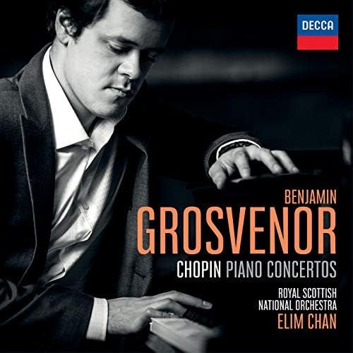 Benjamin Grosvenor, Royal Scottish National Orchestra & Elim Chan