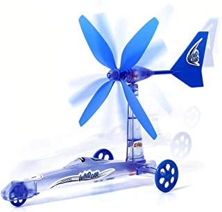diy wind powered car