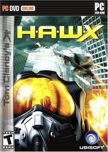 H.A.W.X. - PC DVD-Rom