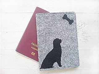 Passport Cover, Dog Passport Cover, Travel Gift, Dog Mom Gift, Pet Gift, Passport Sleeve, Passport Cover, Wanderlust Gift