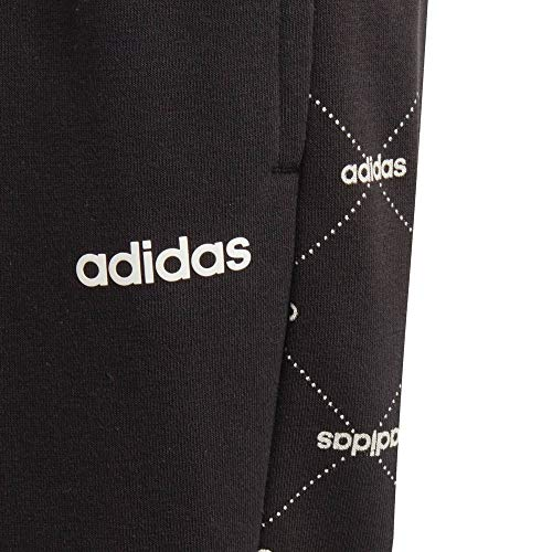 adidas Performance Coverup Trainingshose Kinder schwarz, 164
