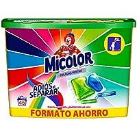 Micolor Detergente en Cápsulas Adiós al Separar - 45 Lavados