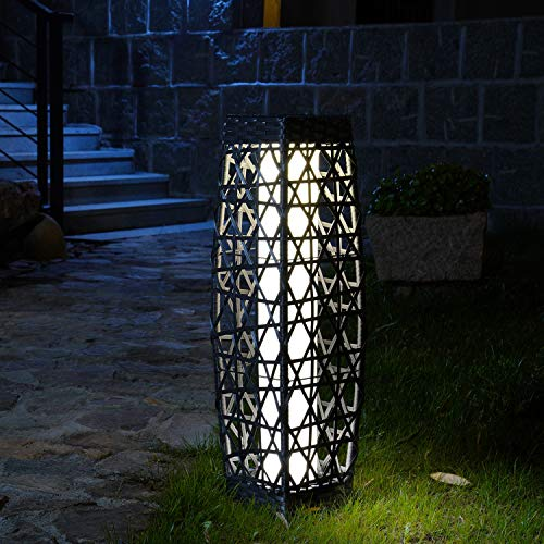 Grand Patio Weather-Resistant Floor Lamp