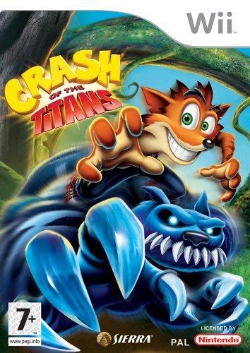 Crash of the Titans (Nintendo Wii) [importación inglesa]