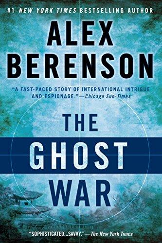 The Ghost War (John Wells Series Book 2)