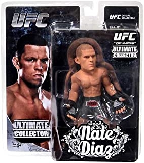 Round 5 MMA UFC Ultimate Collector Series 12 Nate Diaz Action Figure
