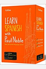 Learn Spanish with Paul Noble for Beginners – Complete Course: Spanish made easy with your bestselling personal language coach Audio CD