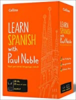 Learn Spanish with Paul Noble for Beginners – Complete Course: Spanish Made Easy with Your Bestselling Language Coach (Collins Easy Learning)