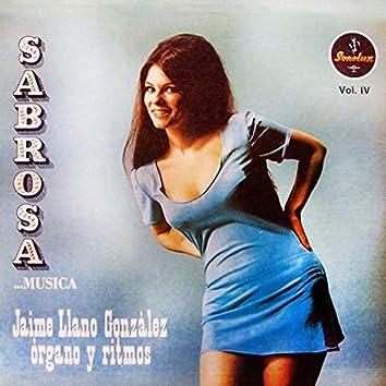 Sabrosa... Musica, Vol. IV