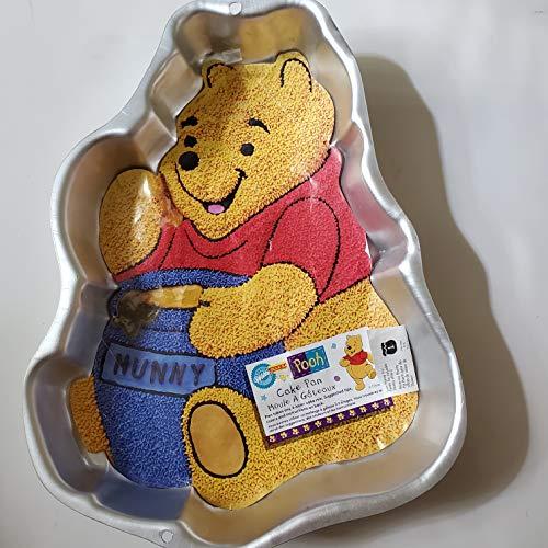 Wilton Cake Pan: Winnie the Pooh Bear with Hunny Pot #2105-3000, 1995 ~ Retired