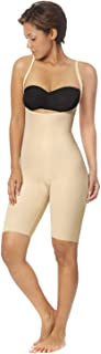 Marena Recovery Knee-Length Girdle, Step 2 (Pull on)