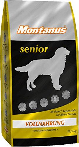 MONTANUS® Senior, Hundefutter, 12,5 kg