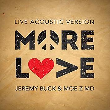 More Love (Live Acoustic Version)