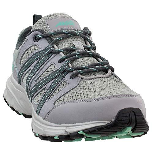 Avia Avi-Vertex Trail Running Shoe, Grey 8.5 M US