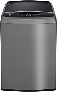 Kenmore Elite 31433 Metallic Silver 5.0 Cubic Feet Smart Top Load Washer with Accela Wash, Works Alexa, Enabled with Amazon Dash Replenishment System, and Includes Delivery and Hookup, cu. ft