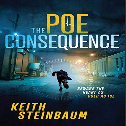 The Poe Consequence audiobook cover art