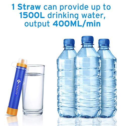Etekcity Water Filter Straw