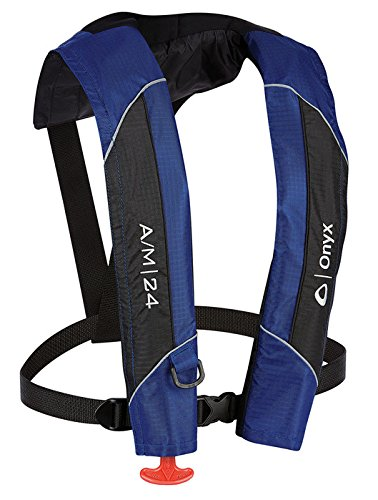 Absolute Outdoor Onyx A/M-24 Automatic/Manual Inflatable Life Vest Review