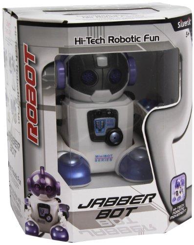 Rocco Giocattoli 20731495 -Robot Jabber-Bot