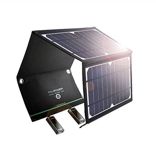 RAVPower Foldable Solar Panel Review