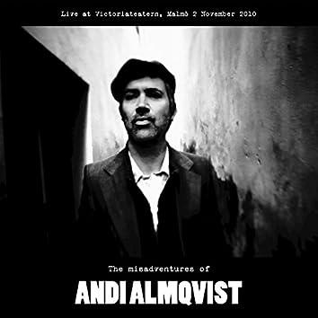The Misadventures Of Andi Almqvist
